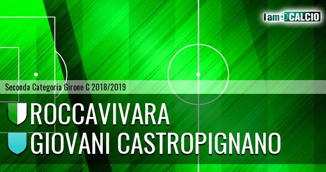 Roccavivara - Giovani Castropignano