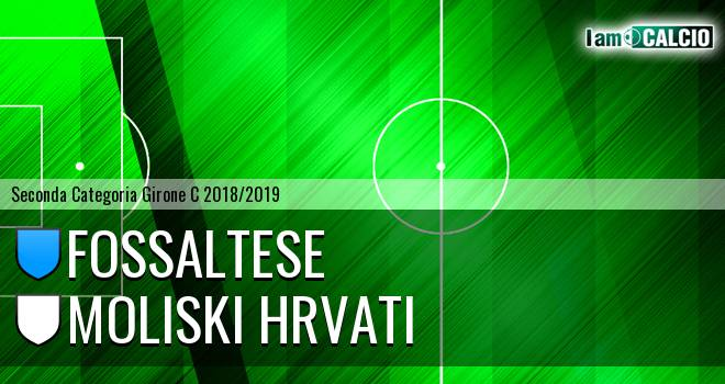 Fossaltese - Moliski Hrvati