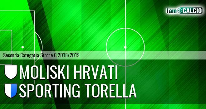Moliski Hrvati - Sporting Torella