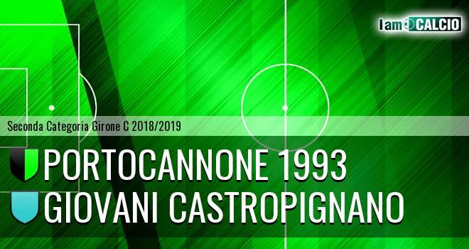 Portocannone 1993 - Giovani Castropignano