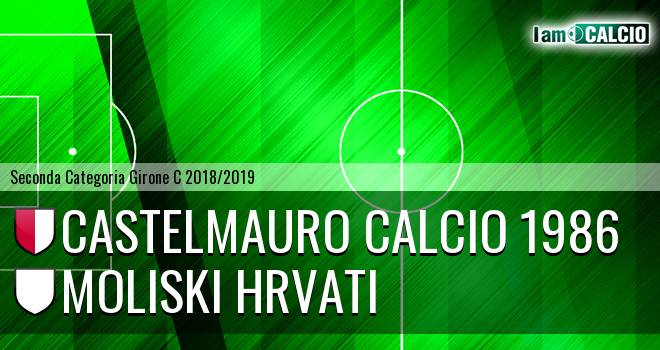 Castelmauro Calcio 1986 - Moliski Hrvati