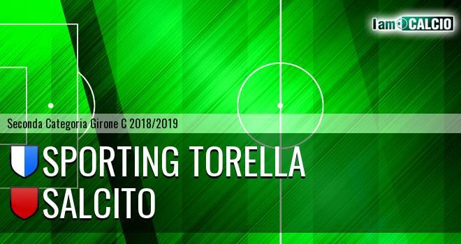 Sporting Torella - Salcito