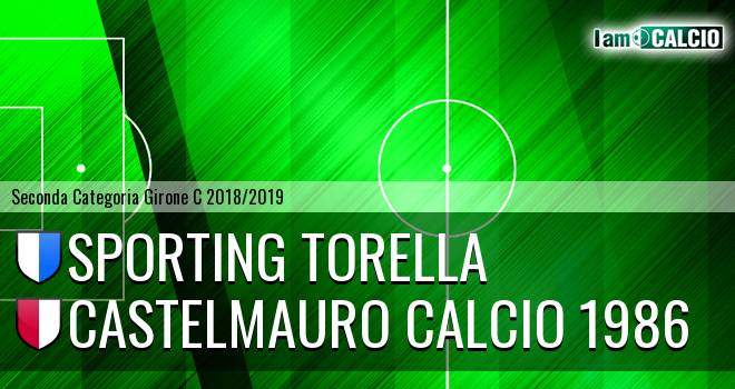 Sporting Torella - Castelmauro Calcio 1986