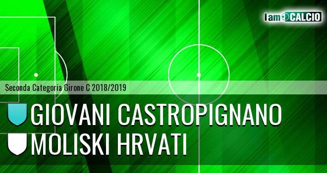 Giovani Castropignano - Moliski Hrvati