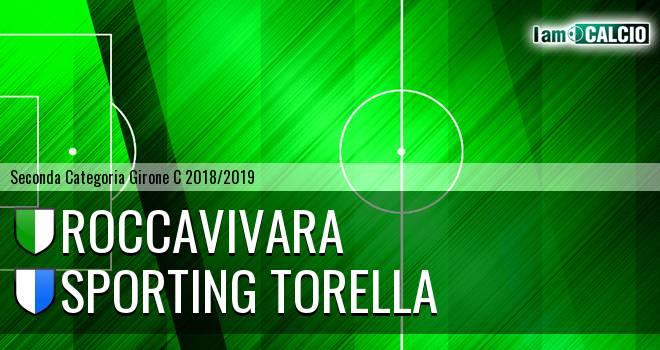 Roccavivara - Sporting Torella