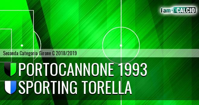 Portocannone 1993 - Sporting Torella
