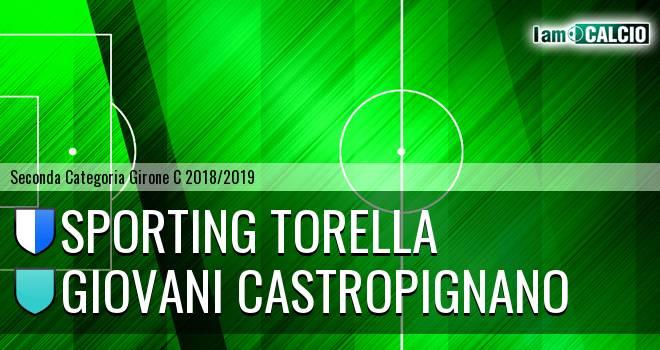 Sporting Torella - Giovani Castropignano