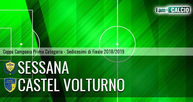 Sessana - Castel Volturno
