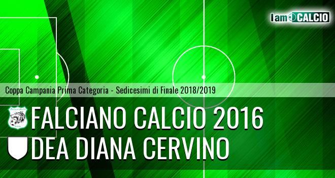 Falciano Calcio 2016 - Dea Diana Cervino