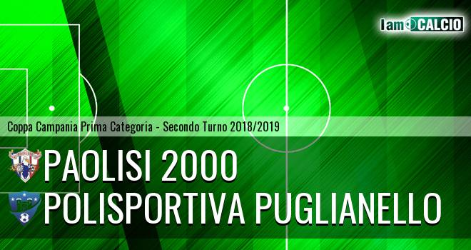 Paolisi 2000 - Polisportiva Puglianello