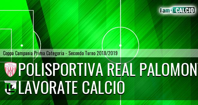 Polisportiva Real Palomonte - Lavorate Calcio