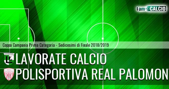 Lavorate Calcio - Polisportiva Real Palomonte
