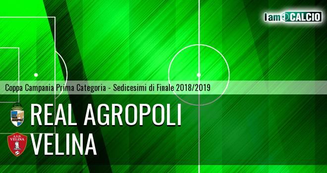 Real Agropoli - Velina