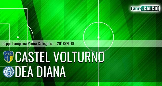 Castel Volturno - Dea Diana