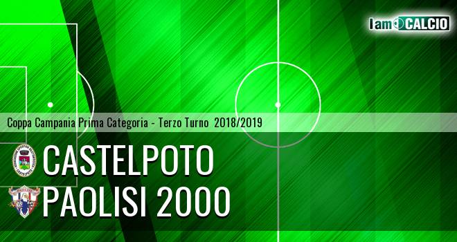 Castelpoto - Paolisi 2000