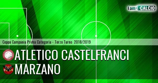 Atletico Castelfranci - Marzano