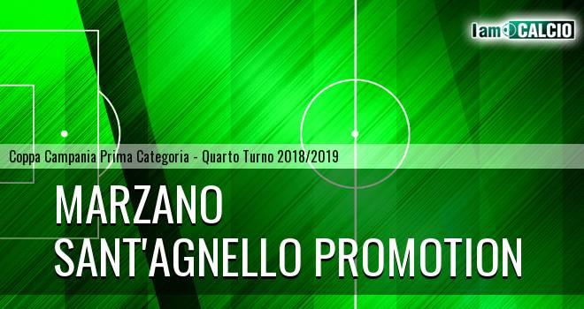 Marzano - Sant'Agnello Promotion