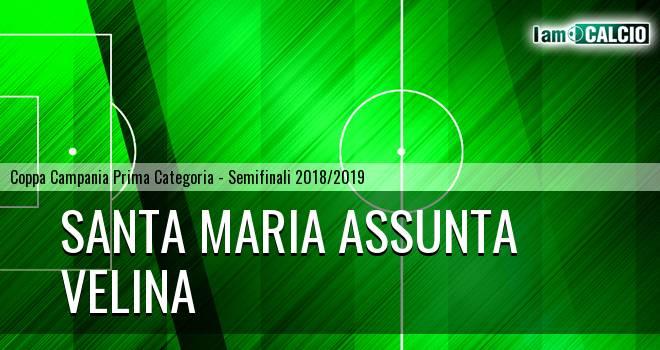Santa Maria Assunta - Velina 1-3. Cronaca Diretta 20/02/2019
