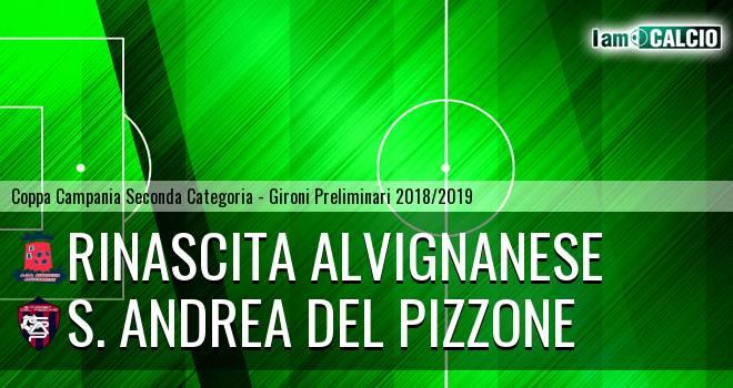 Rinascita Alvignanese - S. Andrea del Pizzone
