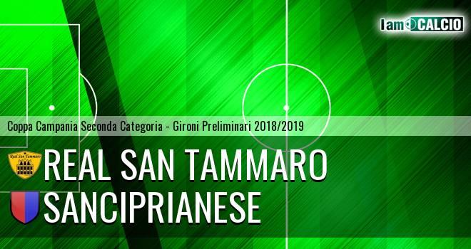 Real San Tammaro - Sanciprianese