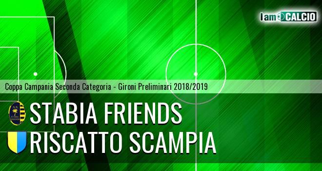 Stabia friends - Riscatto Scampia