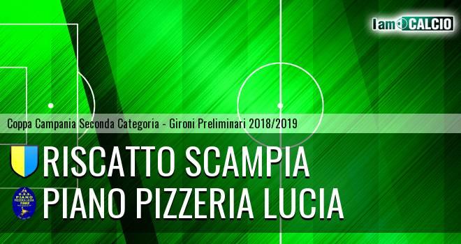 Riscatto Scampia - Piano Pizzeria Lucia