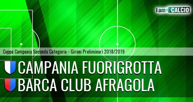 Campania Fuorigrotta - Barca Club Afragola