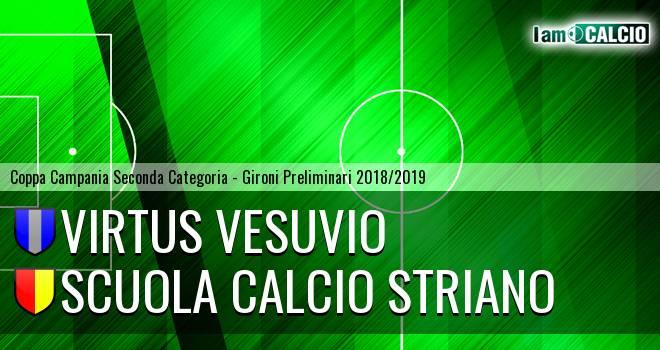 Virtus Vesuvio - Scuola Calcio Striano