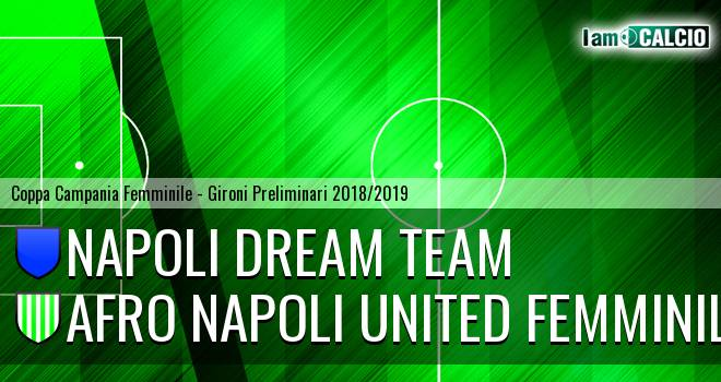 Napoli Dream Team - Afro Napoli United Femminile