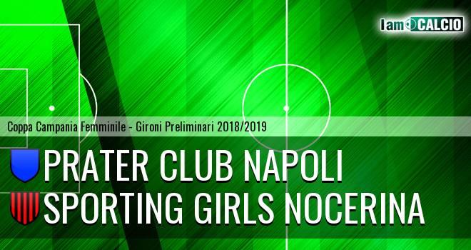 Prater Club Napoli - Sporting Girls Nocerina