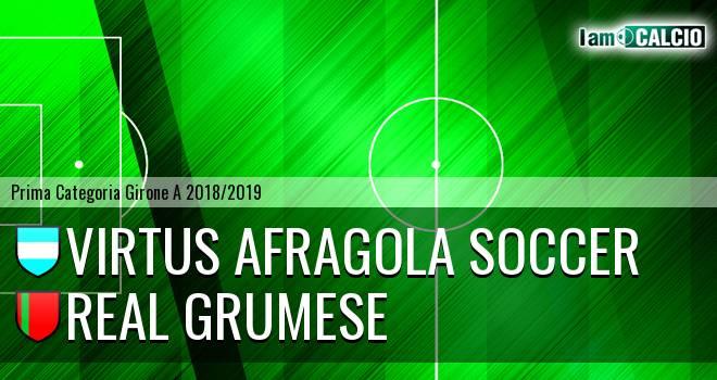 Virtus Afragola Soccer - Real Grumese