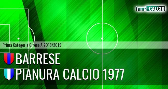 Barrese - Pianura Calcio 1977