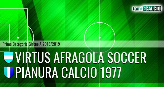Virtus Afragola Soccer - Pianura Calcio 1977
