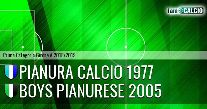 Pianura Calcio 1977 - Boys Pianurese 2005