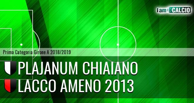 Plajanum Chiaiano - Lacco Ameno 2013
