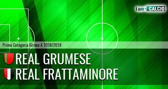Real Grumese - Real Frattaminore