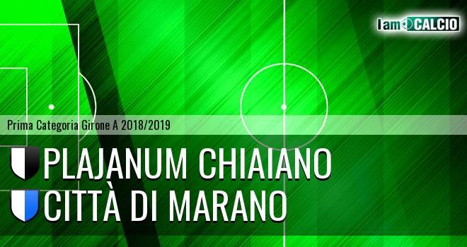 Plajanum Chiaiano - Città di Marano