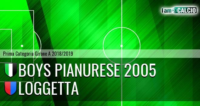 Boys Pianurese 2005 - Loggetta