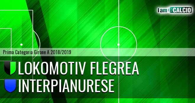 Lokomotiv Flegrea - Interpianurese