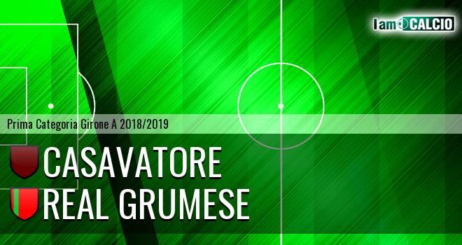Casavatore Calcio - Real Grumese