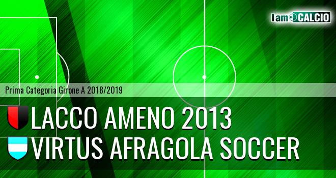Lacco Ameno 2013 - Virtus Afragola Soccer