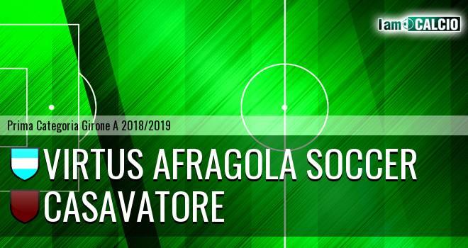 Virtus Afragola Soccer - Casavatore Calcio