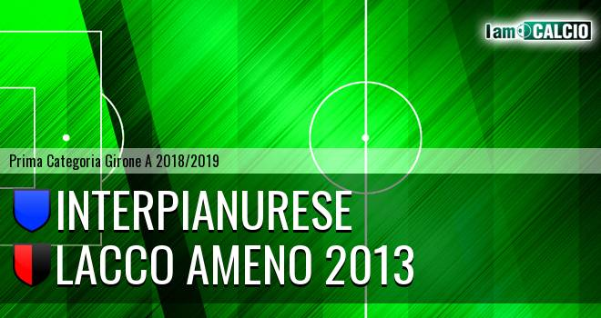 Interpianurese - Lacco Ameno 2013