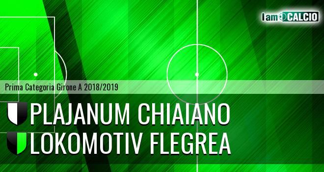 Plajanum Chiaiano - Lokomotiv Flegrea