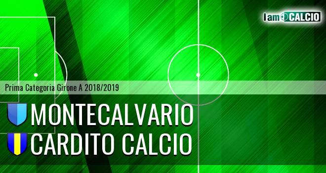 Montecalvario - Boys Caivanese