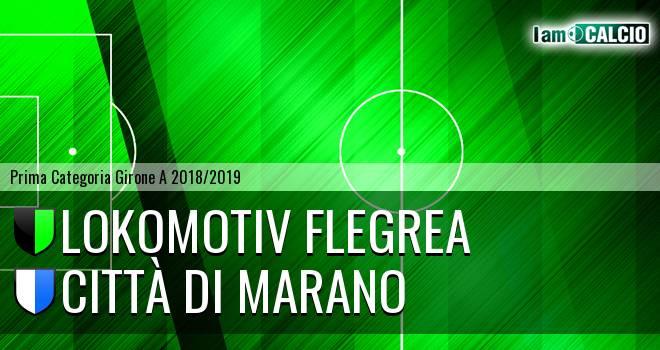 Lokomotiv Flegrea - Città di Marano