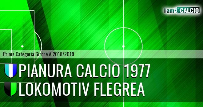 Pianura Calcio 1977 - Lokomotiv Flegrea