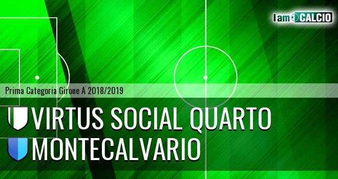 Virtus Social Quarto - Montecalvario