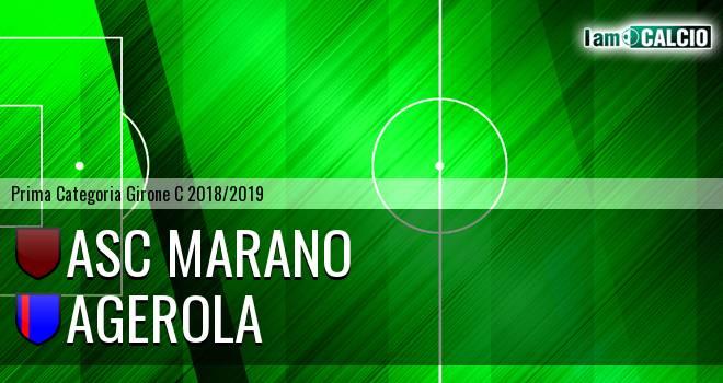 ASC Marano - Agerola