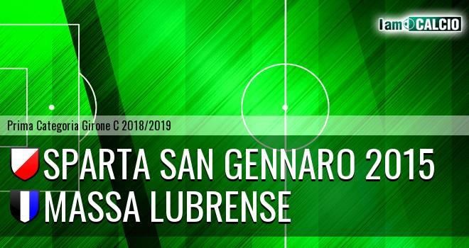 Sparta San Gennaro 2015 - Massa Lubrense